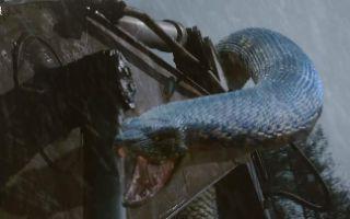 《变异狂蟒2》先导预告,惊恐再袭巨蟒口下绝命逃生