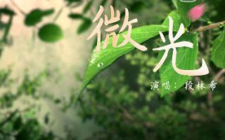 《花千谷之花魂之路》主题曲mv:段林希献声《微光》