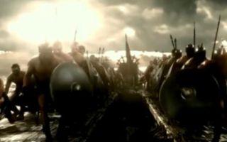 """《300勇士:帝国崛起》""""薛西斯""""欲踏平希腊"""