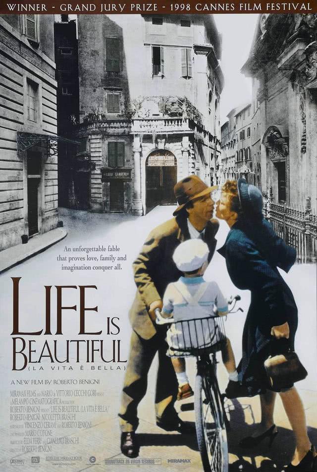 又来一部重映,《美丽人生》定档明年1月预测8千万