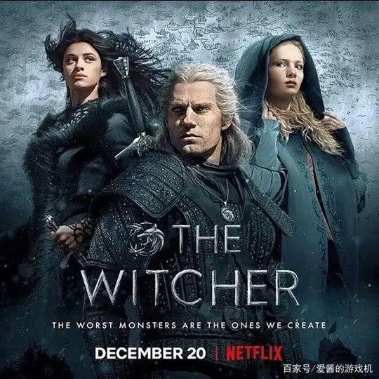 网飞新剧《猎魔人》叫板《权游》 第二季明年二月开拍