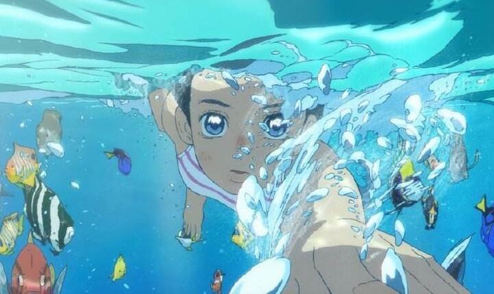 日本动画大片《海兽之子》国内撤档:时间待定