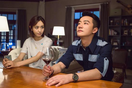 《完美关系》黄轩走心诠释人物多样性