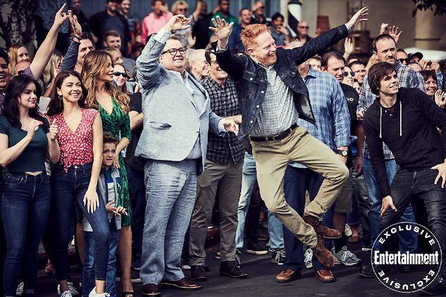 《摩登家庭》喜迎大结局!11年11季 整整250集
