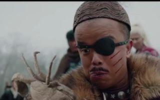 《东海人鱼传》片段独眼强盗被食人蟹攻击场面惨烈