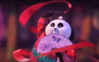 精彩片段:阿宝惨遭美女熊猫调戏