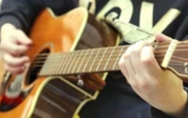 吉他弹唱王力宏落叶归根