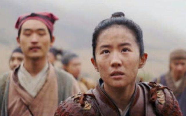 青涩!刘亦菲试镜《花木兰》视频!脱颖而出,精疲力尽却从未休息
