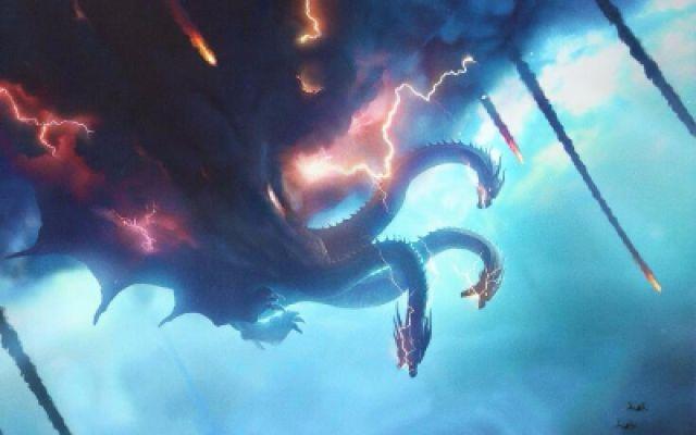 中文字幕【哥斯拉2特辑】欢迎来到怪兽宇宙 哥斯拉大战金刚概念预告