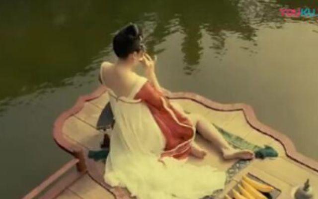 《妖猫传》幕后:杨贵妃百媚生,用了四层光,一秒镜头拍了三十多遍!
