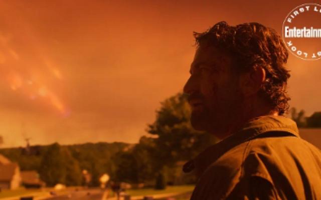 中字《格陵兰》预告片 人类面临彗星撞击地球的可能性