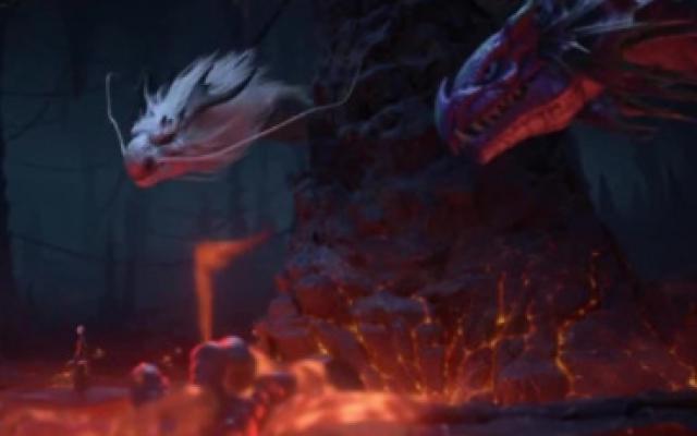 哪吒之魔童降世:敖丙失去肉身,龙族放出妖兽,决心复仇