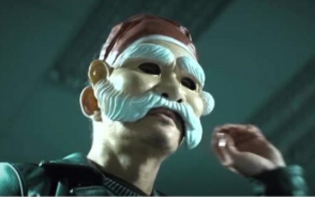 沉默的证人:任贤齐摘下面具的那一刻好帅气啊