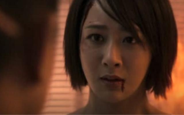 沉默的证人:张家辉和杨紫一起跳窗的动作帅气十足