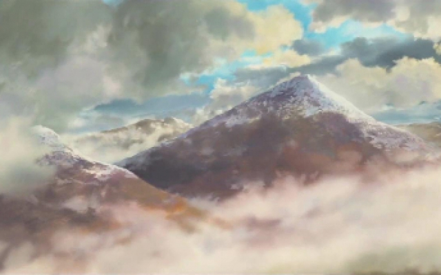 当宫崎骏的《起风了》遇上同名歌曲《起风了》