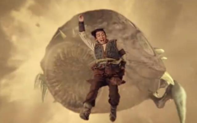 《大冒险王之西域寻龙》终极预告