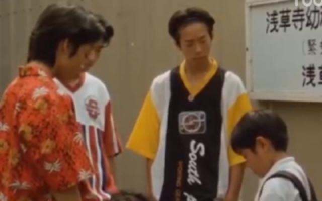 菊次郎的夏天:北野大叔拯救不开心,久石让经典旋律,感动来袭!