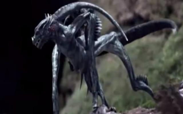 《怪兽2:史前异种》人类大战史前怪兽