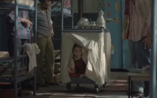 土耳其版《7号房的礼物》温情片段