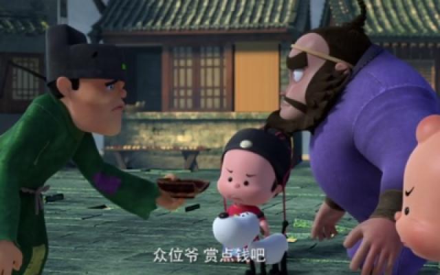 《小破孩大状元》定档11月21日