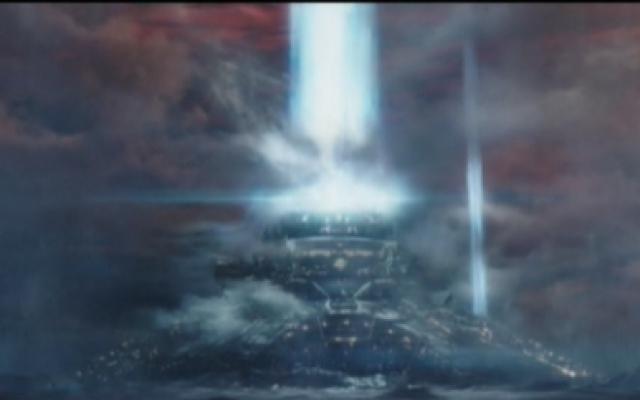 《流浪地球飞跃2020特别版》定档预告