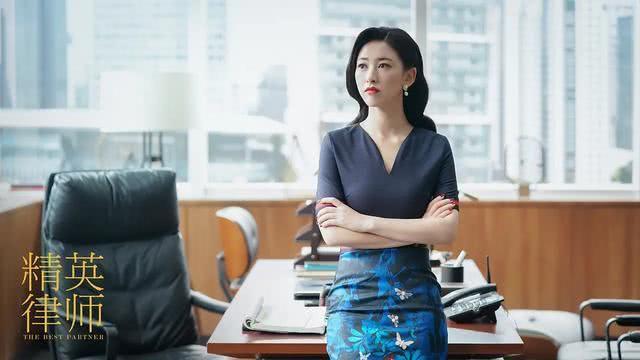 能打栗娜的来了?王晓晨短裙亮相《精英律师》,出场就没让人失望