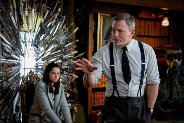 《利刃出鞘》导演确认将开发续集 丹尼尔·克雷格有望回归