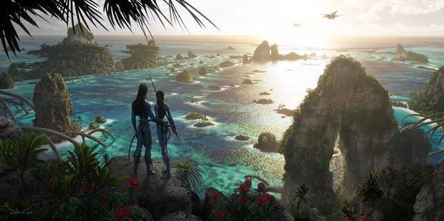 唯美梦幻!《阿凡达2》首批官方概念艺术照曝光