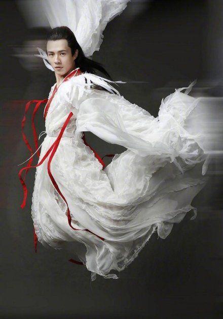 刘昊然《妖猫传》定妆照曝光 白衣少年仙气十足