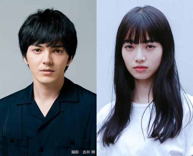 林遣都小松菜奈合作《恋爱寄生虫》2021年上映