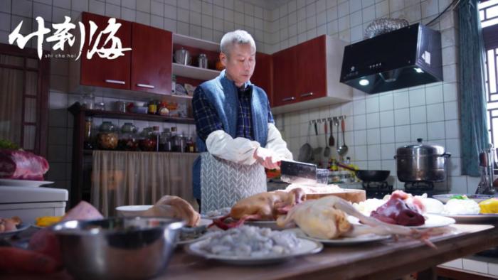 《什刹海》热播 刘佩琦:让优秀传统文化一代代传下去