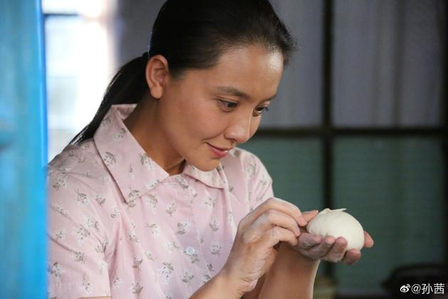 孙茜发长文感慨:演员是个很值得的职业