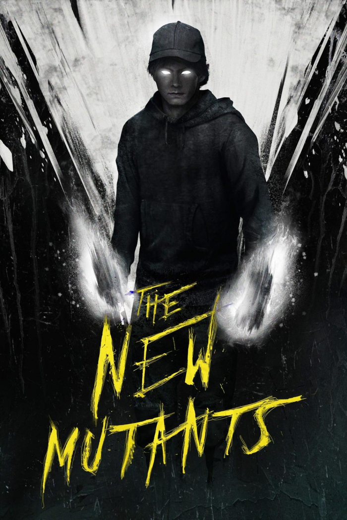《X战警:新变种人》曝光角色海报