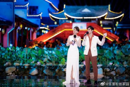 七夕将至  陈乔恩和李治廷在节目中精彩互动 