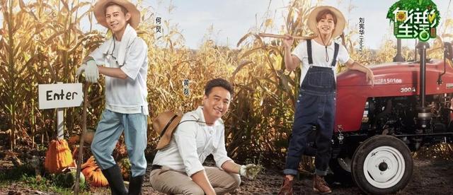 《向往的生活》:黄磊的饭局让生活有了烟火,何炅的人脉成就节目