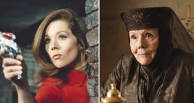 演员黛安娜·里格去世终年82岁 曾出演《权力的游戏》