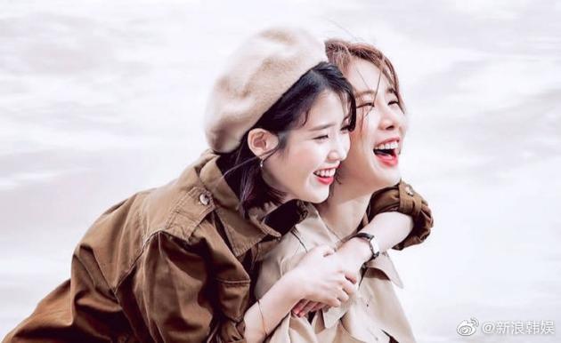 IU谈圈内好闺蜜刘仁娜 称与对方已超越心有灵犀