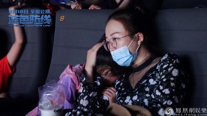"""《蓝色防线》热映 发布""""致敬最可爱的人""""特辑"""