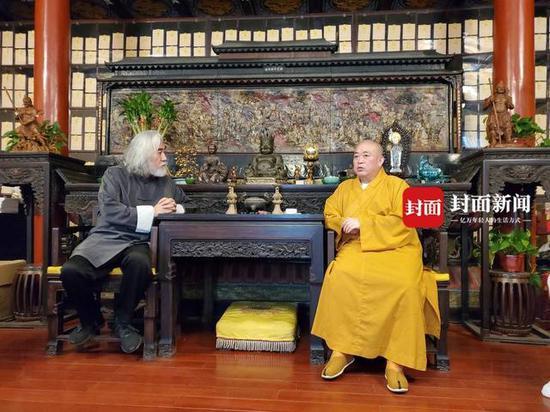 张纪中要拍新版《少林寺》,还要邀请马云加盟