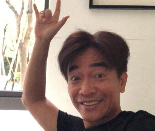 吴宗宪迎58岁生日 为小鬼黄鸿升取消所有庆生