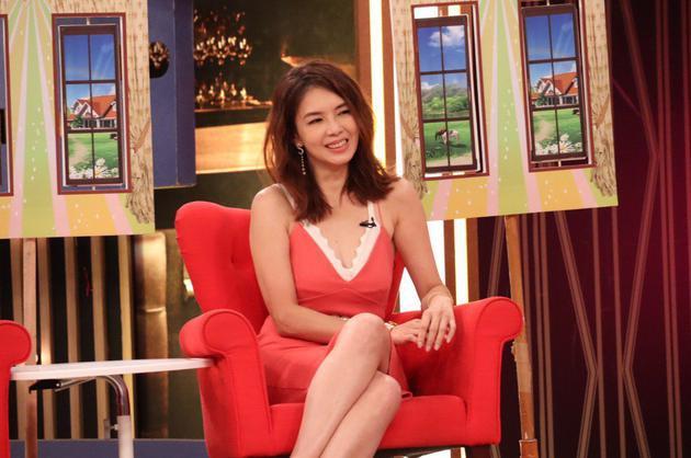 林美贞谈孙兴是负责任的爸爸