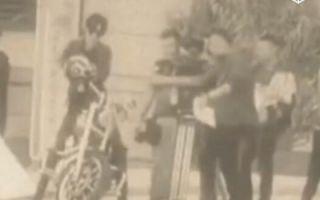 朱一龙《亲爱的自己》花絮:拢龙穿皮衣骑摩托车,真的好帅啊!