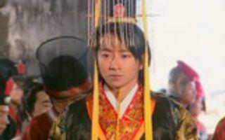 刘病已正式登基,上官凤儿成为太皇太后