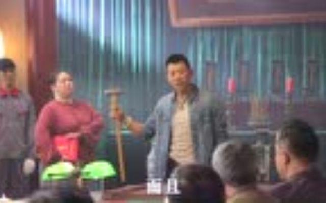 《古董局中局2》花絮 锤子哥许怼怼 为什么被导演嫌弃