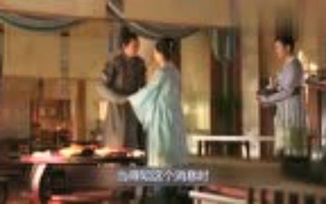 影视片段:明兰有孕,丫鬟故意摔在顾廷烨身上,明兰一脸淡定