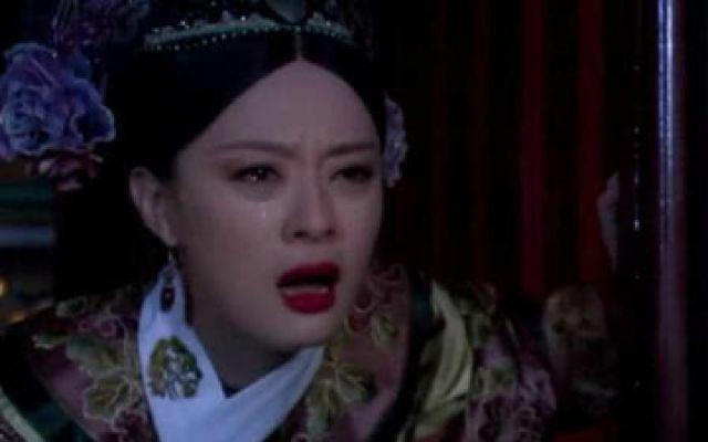 《甄嬛传》最煽情片段:眉庄去世甄嬛痛哭 大家却把槿汐忽略了!