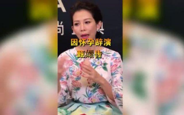 """因怀孕辞演甄嬛传,却意外成就了孙俪,网友:这就是""""命"""""""
