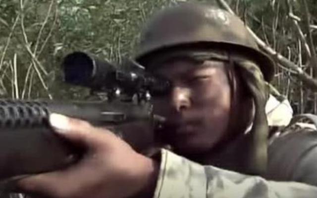 我的兄弟叫顺溜:有顺溜在,日军狙击枪还敢露头,不要命了!
