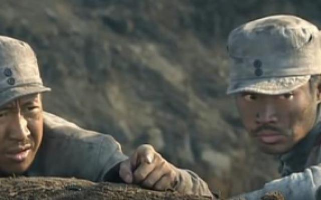 战争残酷,司令杀红了眼,完全不给自己留退路