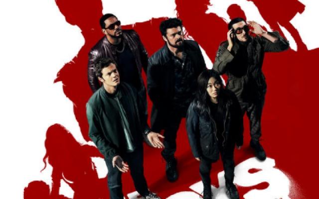 《黑袍纠察队》第二季预告片,血腥升级,新角色登场